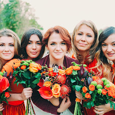 Wedding photographer Yuliya Sergeeva (JuliaSerg). Photo of 22.10.2014