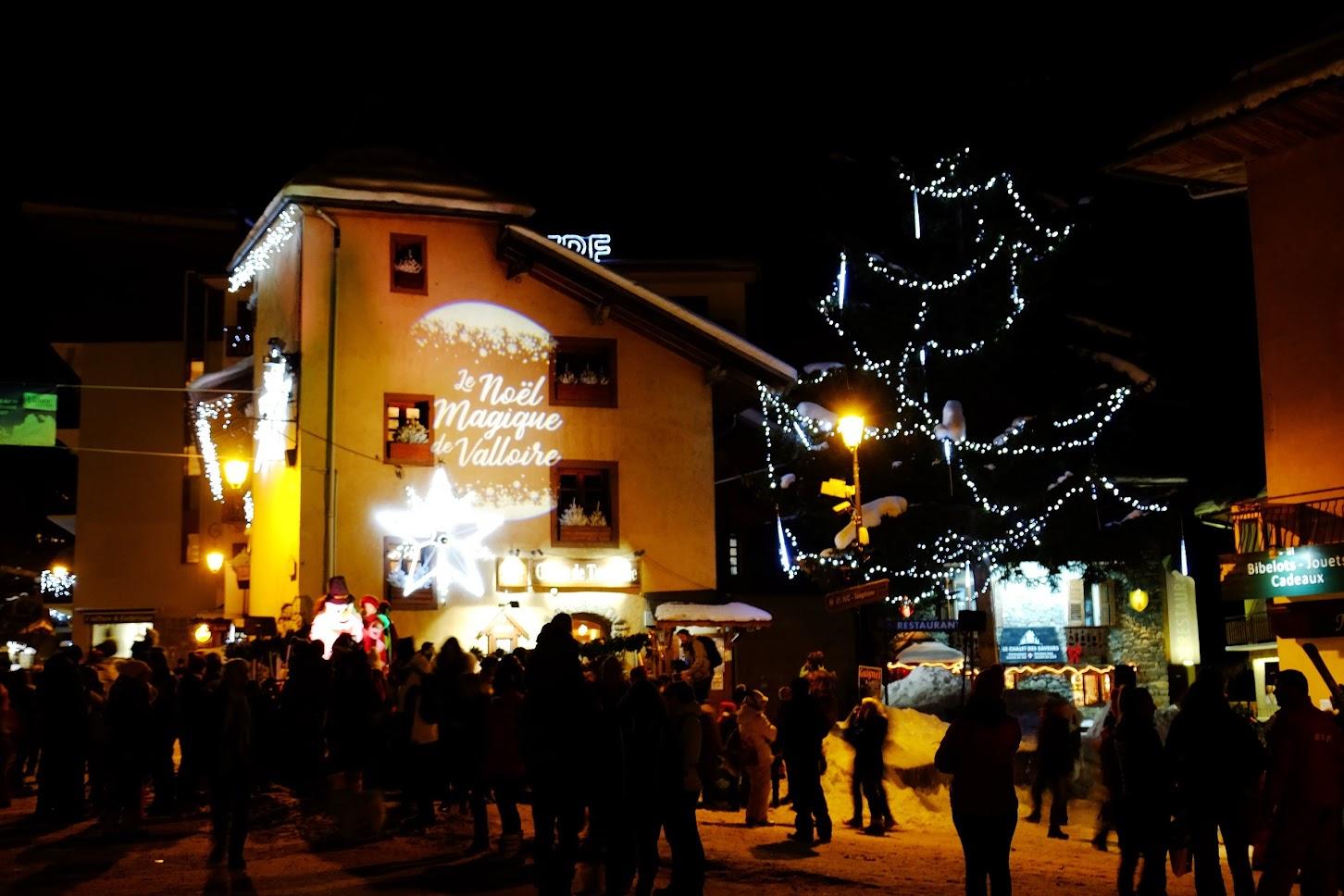Nit de Nadal a Valloire