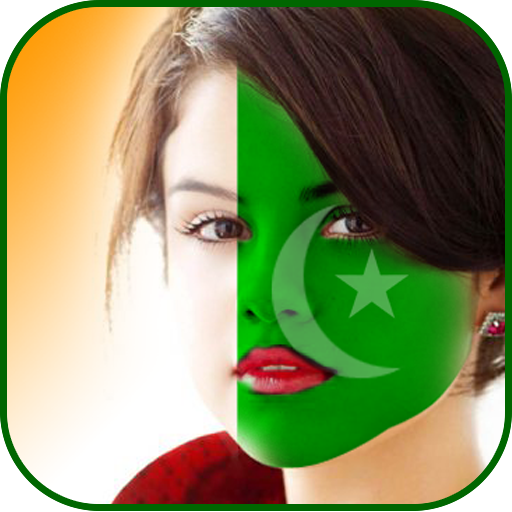 Pakistan Face Flag Photo Editor Independence Day