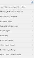 Screenshot of GittiGidiyor