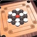 Carrom Super : Multiplayer Carrom Board Game icon