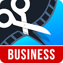 Video editor Movavi Clips Business icon