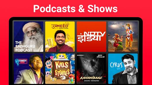 Gaana Music Hindi Tamil Telugu Songs Free MP3 App screenshot 11
