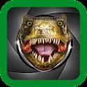 Dinosaur Camera Sticker Maker icon