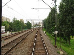 Photo: Szlak podg. Grabiszyn - Wrocław Główny