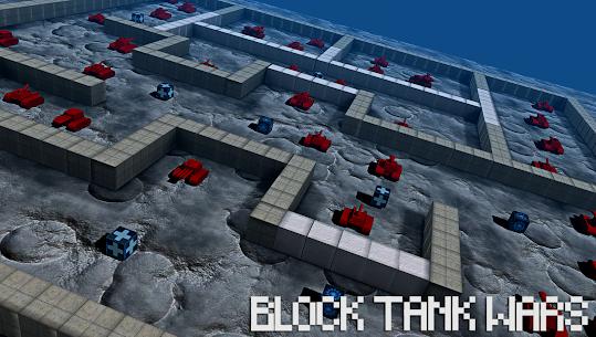 Block Tank Wars Mod Apk (Unlocked) 6