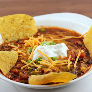 Quick Turkey Chili