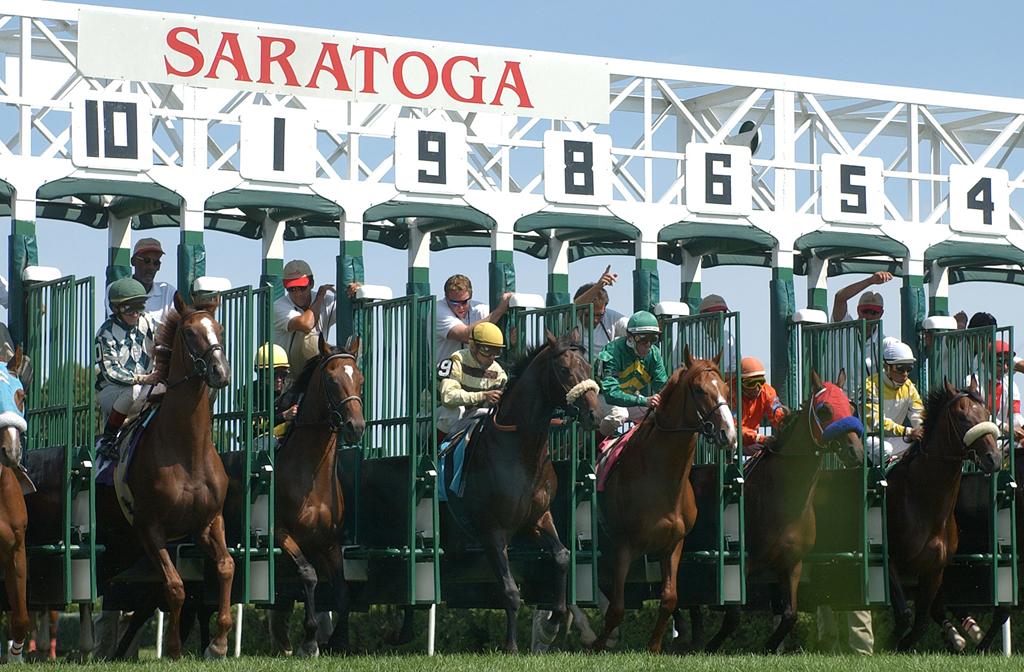 Saratoga Racecourse (USA)