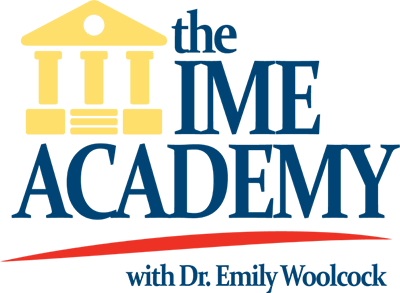 The IME Academy with Dr.Emily Woolcock