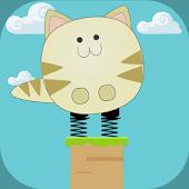 Spring Cat Jump