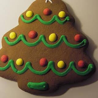 Merry Thumbprint Cookies.