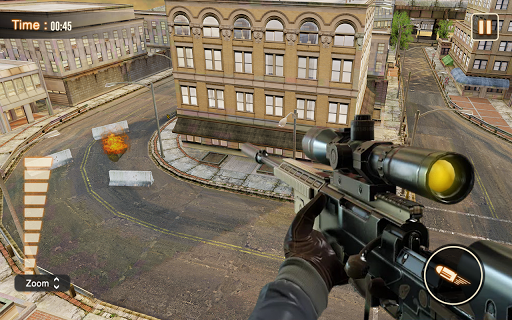 Bravo Army Sniper Shooter Assassin FPS Attack Game 1.0.2 screenshots 7