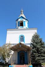 Photo: Село Сухая Буйвола, Храм св. Николая Чудотворца, начало строительства 1841 г.