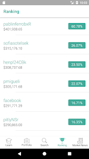 Pitly - Invest in Yourself- screenshot thumbnail