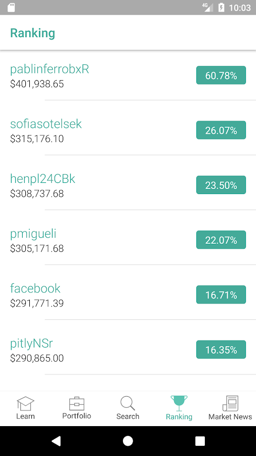 Pitly - Learn how to Invest (Unreleased)- screenshot