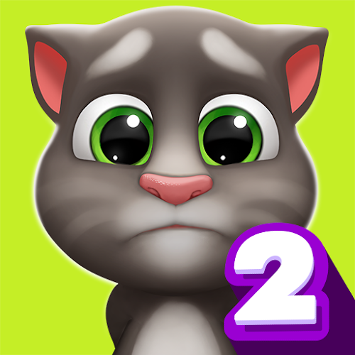 My talking tom 2 1. 9. 1. 902 apk + mod (money) for android.
