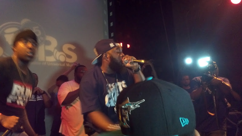 Photo: Jon Connor and Freeway
