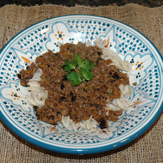 Moroccan Spiced Ground Lamb Recipes