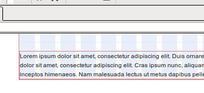 Kompozer y blueprint css framework maquetacin sencilla a cuatro de nuevo vuelve a aparecer la comodidad de trabajar con blueprint css framework para elegir el ancho de la columna para el texto malvernweather Images