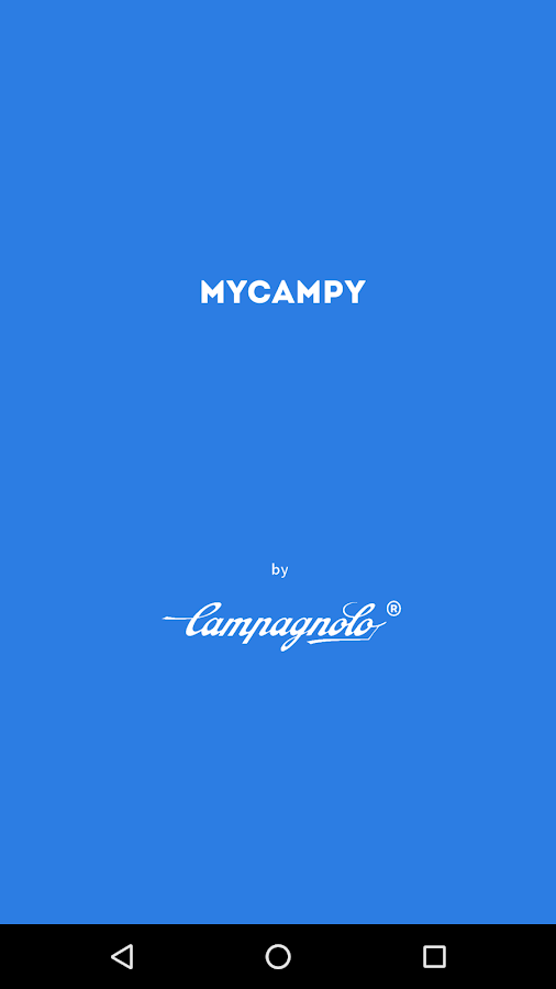MyCampy- screenshot