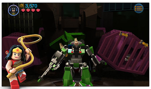 صور تحميل لعبة رائعة LEGO Batman: Super Heroes