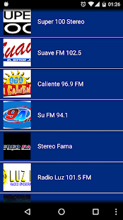 Radio Honduras FM - náhled