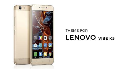 Theme For Lenovo Vibe K5 1.0. screenshots 1