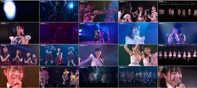 181008 AKB48 「アイドル修業中」公演 小林蘭 生誕祭 DMM HD