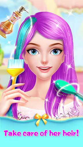 Hair Salon - Princess Makeup 2.2.3151 screenshots 17