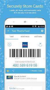 Key Ring: Cards Coupon & Sales- screenshot thumbnail