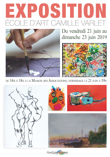 expo ecole camille varlet 2019
