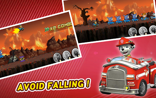 PAW Patrol racing 1.0 screenshots 4