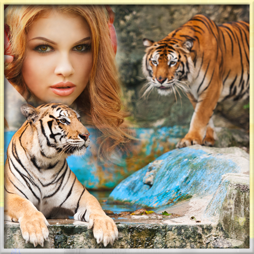 Animal Photo Frames file APK Free for PC, smart TV Download