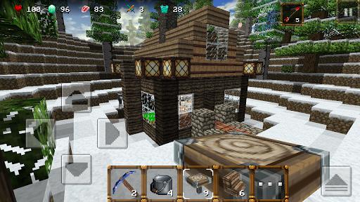 Winter Craft 3: Mine Build screenshot 4