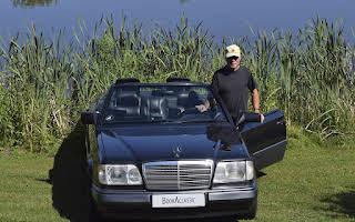 Mercedes-benz E 200 Cabriolet Rent Midtjylland