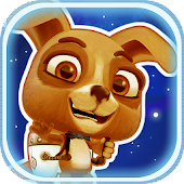 Space Rush: Jetpack Puppy Game
