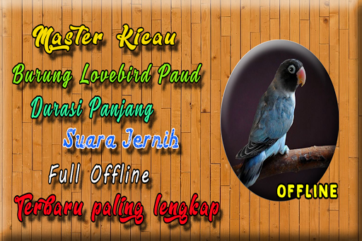 Masteran Lovebird Paud Ngekek Panjang MP3 screenshots 2