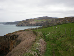 Photo: From Fishguard to Newport