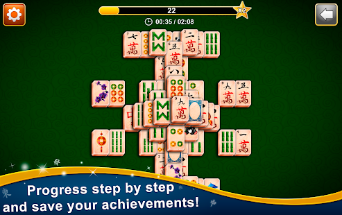 Mahjong Solitaire Guru- screenshot thumbnail