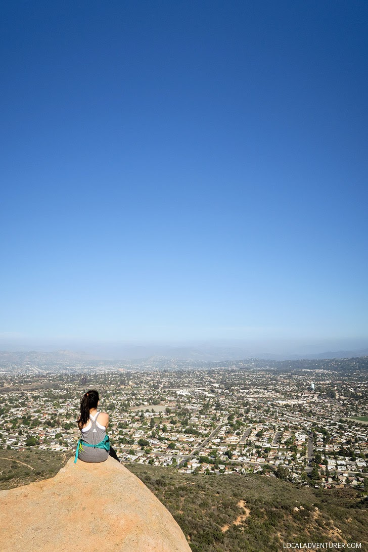 Cowles Mountain Hike (Hiking San Diego).