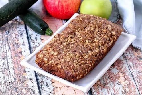 Buttermilk Apple Pie Zucchini Bread