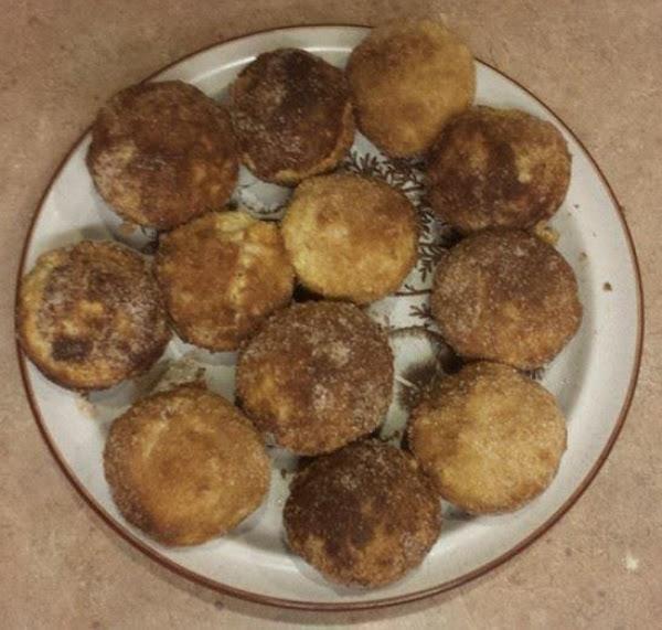 Baked Apple Doughnuts Recipe