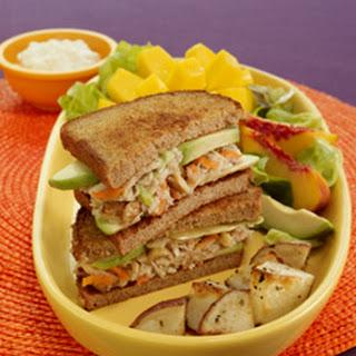 Sassy Tuna Sandwich.
