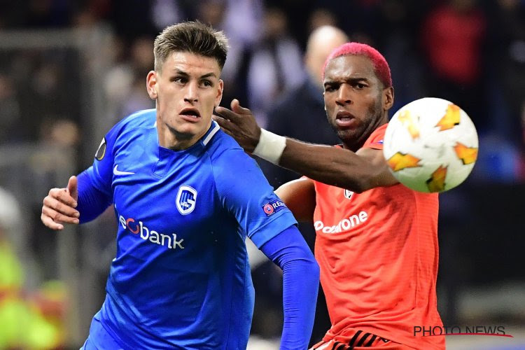 Un club belge avait tenté d'attirer Joakim Maehle avant Genk