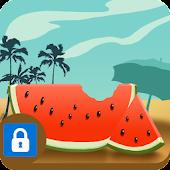 AppLock Theme Watermelon