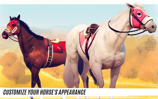 Rival Stars Horse Racing apkslow screenshots 11
