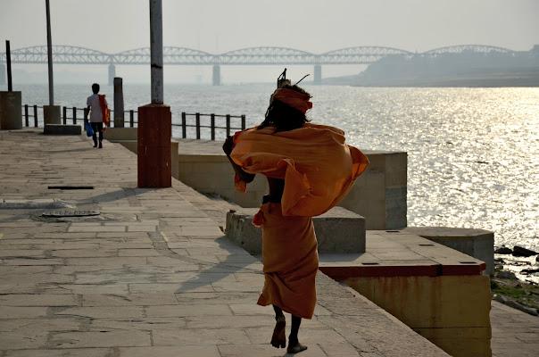 La leggerezza di un Sadhu di Migliu