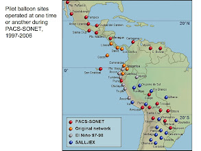 Photo: we ran a pilot balloon network from 1997-2006 at many of these sites (not all at same time)