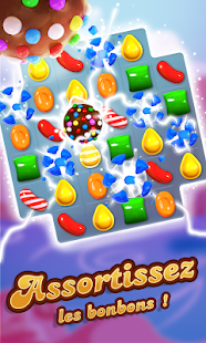 Candy Crush Saga Capture d'écran