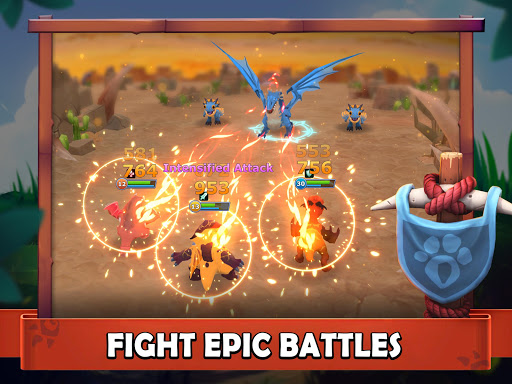 Rise of Dragons 1.0.0 app download 15